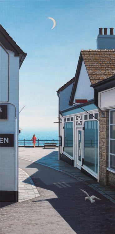 'Ultramarine' (Lyme Regis series)