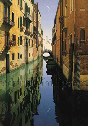 'Upon Reflection' (Venice series)