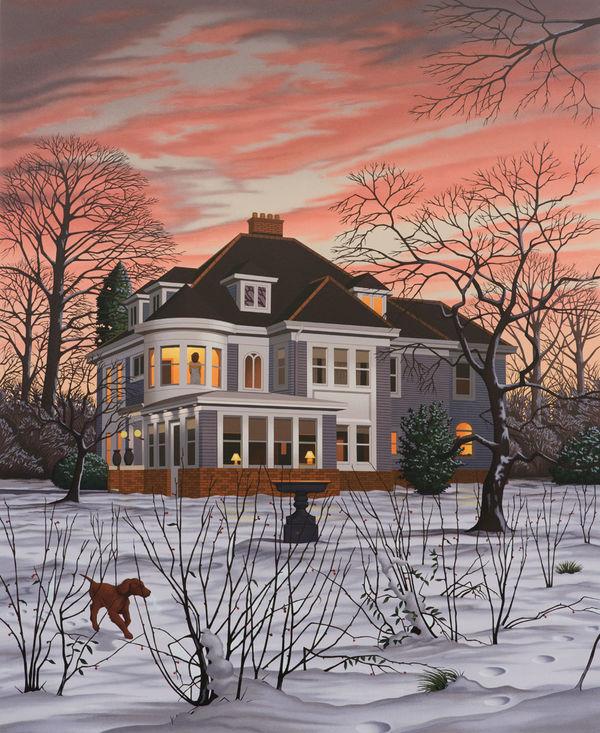 'Winter Waltz' (The Four Seasons Suite)