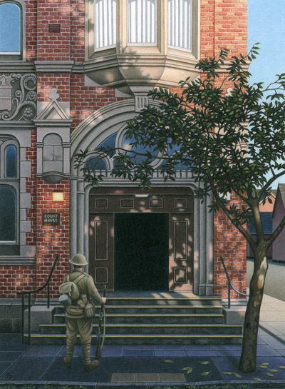 'For The Fallen' (Fenton Town Hall)