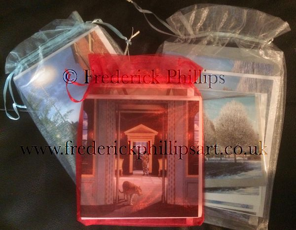 NEW! Gift Sets in Organza Gift bags