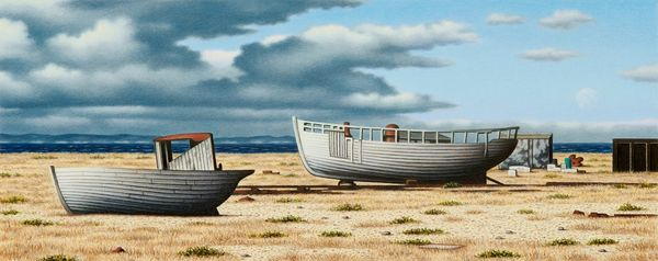 NEW! 'Stormy Weather' (Dungeness series)