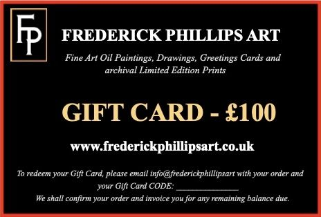GIFT CARD - £100