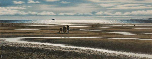 'Memories' (Camber Sands series)