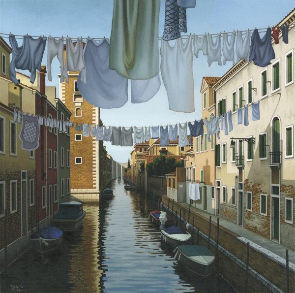 'Memory of Venice' (Venice series)
