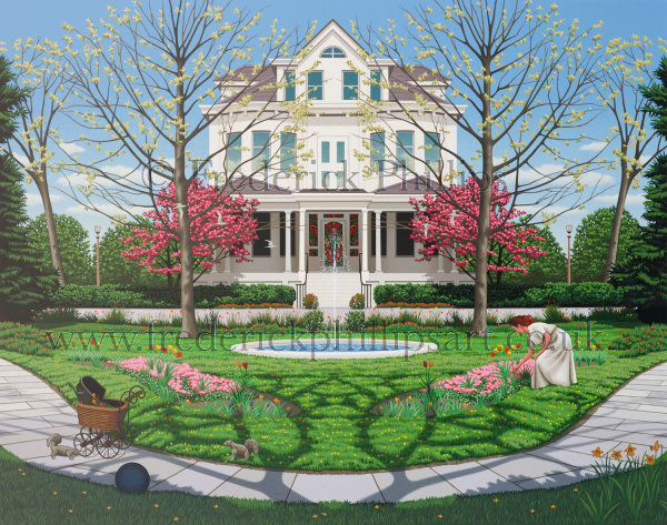 'Spring' (The Four Seasons Suite)