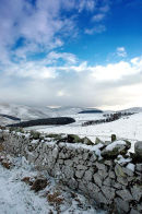 Pennine Way in winter