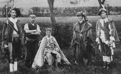 The Coronation of King Charles Faa Blythe