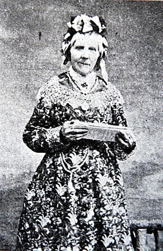 Queen Esther Faa Blythe