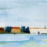 Guidecca From Venice Lido