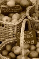 Apples, Burnham Market