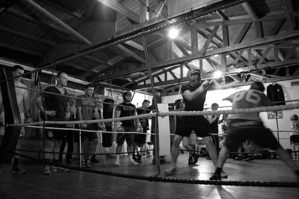 Boxing, Ludlow
