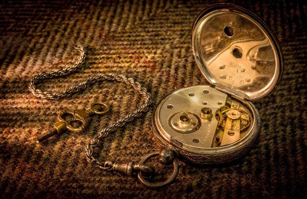 Grandad's Pocket Watch