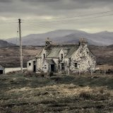 Abandoned Farmstead, Lewis