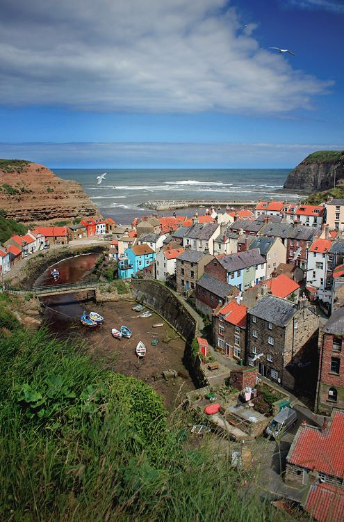 Above Staithes