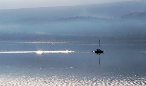 Early Morning, Loch Fyne