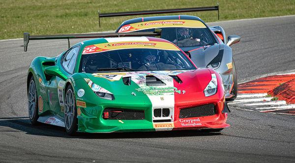 Ferrari Challenge Cup