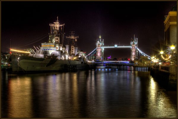 From the Southbank