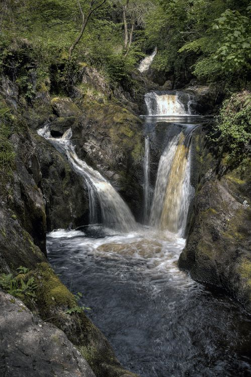 Falls in the Dales