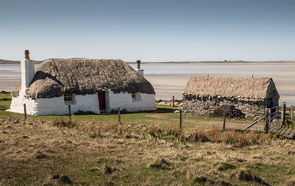 North Uist Blackhouse