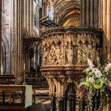 Nave Pulpit, Worcester