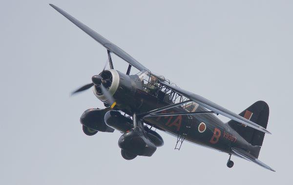 RAF Lysander