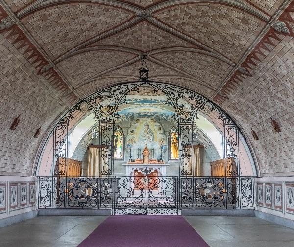 PoW Italian Church, Orkney
