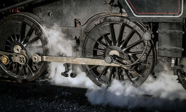 Steam Traction