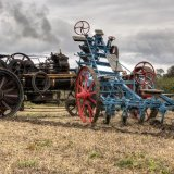 Steam Ploughing