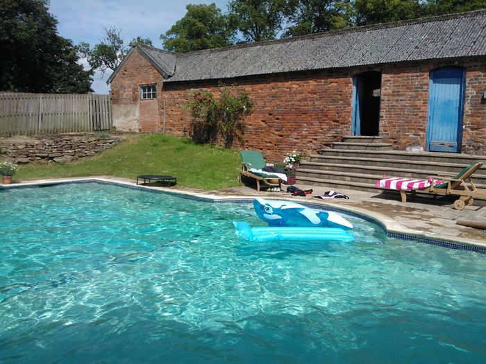 Swimming Pool (usually available May to August)
