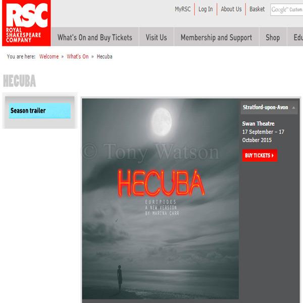 Hecuba-RSC