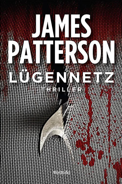 James Patterson Lugennetz paperback