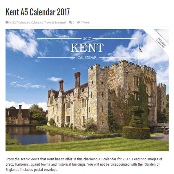Kent Calendar