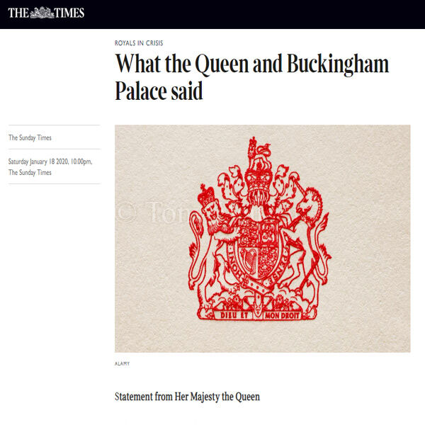 The-Times-Royals