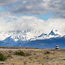 Patagonia on the road