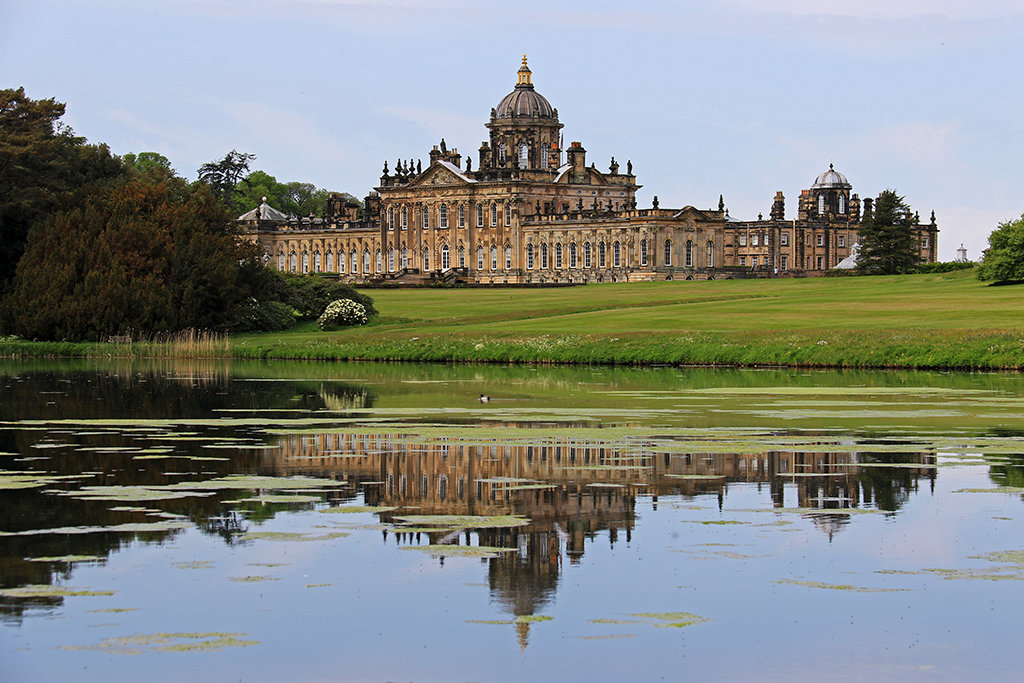 Castle Howard Reflections.