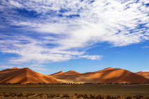 Sossousvlei Sand Dunes.