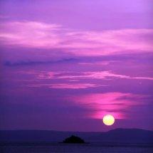 Cambodia Sunset, Far East