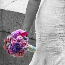 Bouquet colour pop
