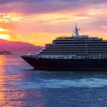 Queen Victoria - Monte Carlo Sunrise