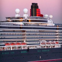 Queen Victoria Midship