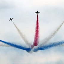 Red Arrows in Action!