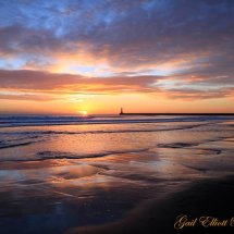 Roker Sunrise, Sunderland