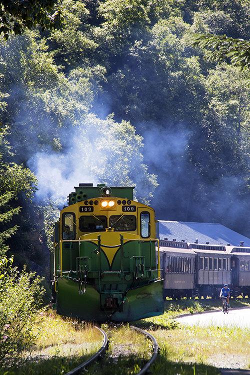 White Pass Rail