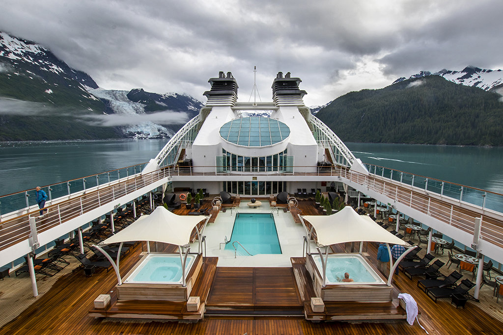 Seabourn Sojourn Cruises Alaska