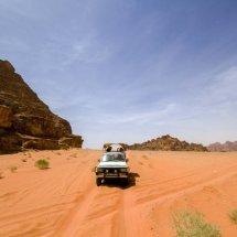 Wadi Rum Safari