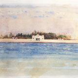 'Study Venice Cemetary island', by Martin Brown