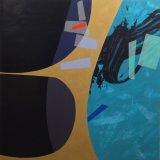 Acrylic on canvas. 1m x1m