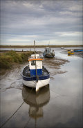Low Tide Brancaster Norfolk