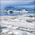 Pack Ice Jokulsarlon